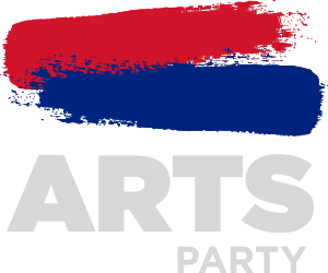 The Arts Party UK Logo